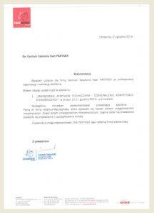 Opinie_ Referencje_Anna Adamus Matuszyńska_CSK PARTNER_OSI