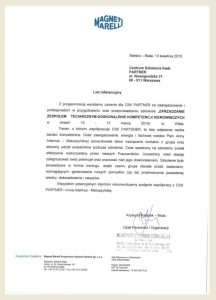 Referencje_Opinie_CSK Partner_Anna Adamus Matuszyńska_Magneti
