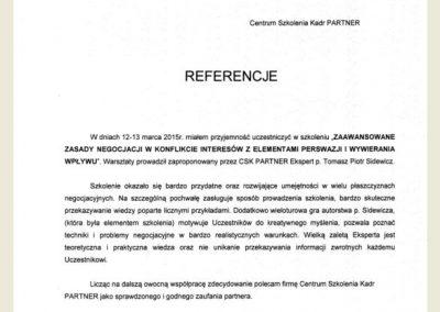 Referencje_Tomasz Sidewicz_negocjacje_Aperam