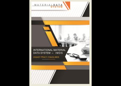 IMDS – INTERNATIONAL MATERIAL DATA SYSTEM. ZASADY PRACY Z BAZĄ IMDS